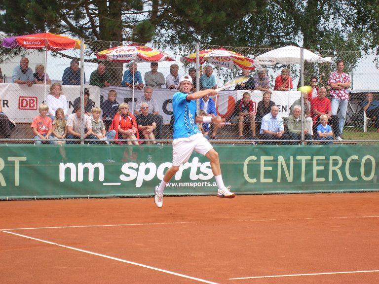 2008 Arthur DE GREEF, (ATP Nr. 113, BEL)