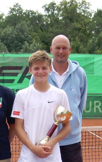 2008 David GOFFIN, (ATP Nr. 7, BEL)