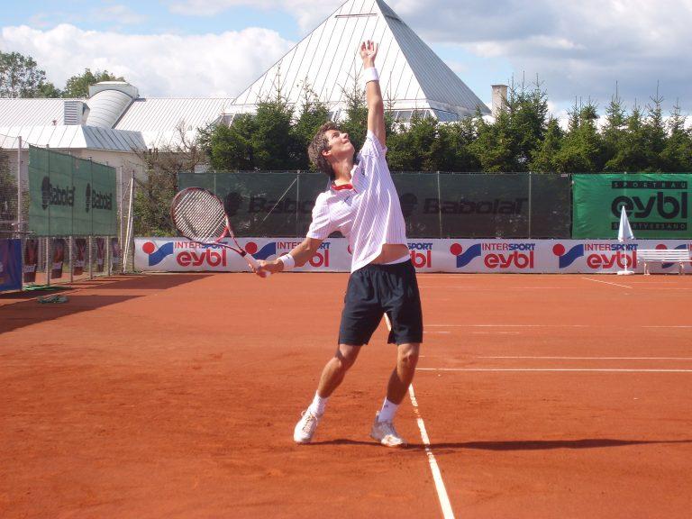 2009 Aljaz BEDENE, (ATP Nr. 43, SLO)