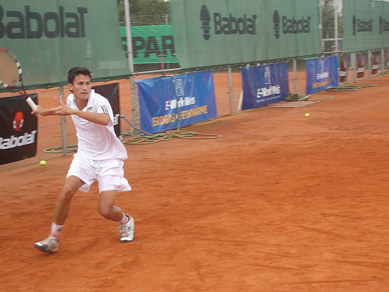 2009 Attila BALAZS, (ATP Nr. 76, HUN)
