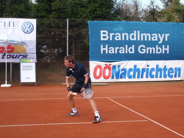 2010 Norbert GOMBOS, (ATP Nr. 80, SVK)