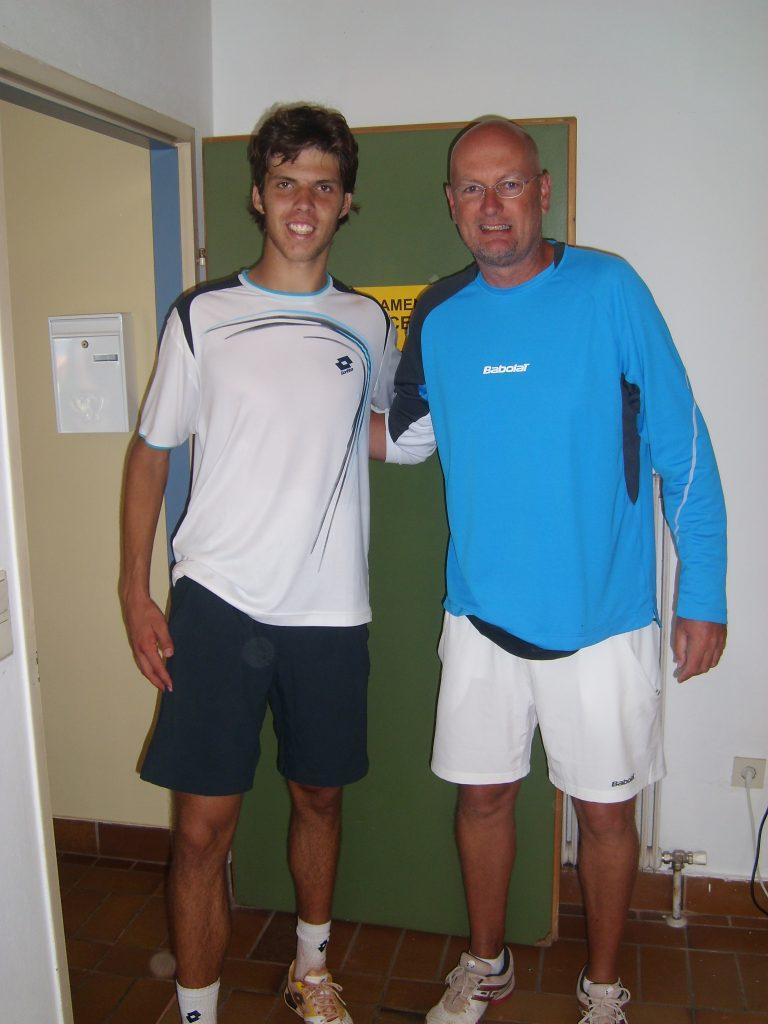 2012 Jiri VESELY, (ATP Nr. 35, CZE)