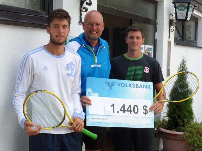 2013 Dennis NOVAK, (ATP Nr. 85, AUT)
