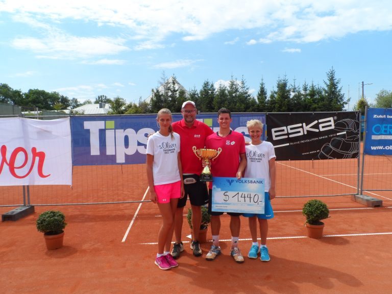 2014 Dennis NOVAK, (ATP Nr. 85, AUT)