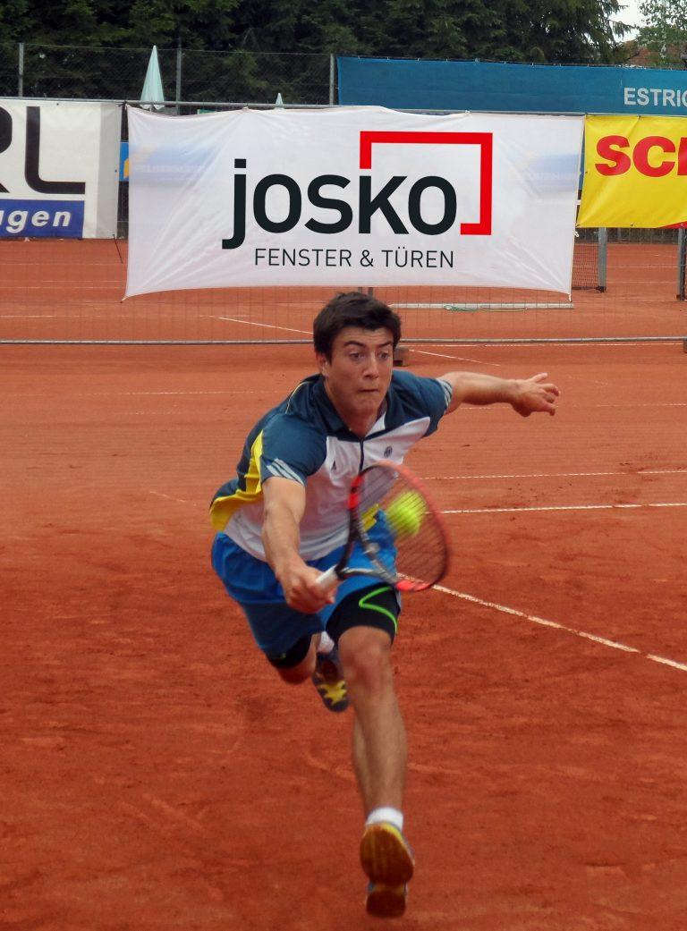 2015 Sebastian OFNER, (ATP Nr. 126, AUT)