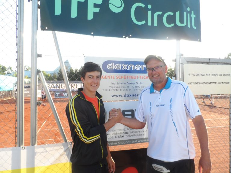2016 Sebastian OFNER, (ATP Nr. 126, AUT)