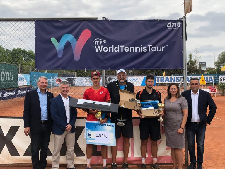 Finalisten ITF 2019