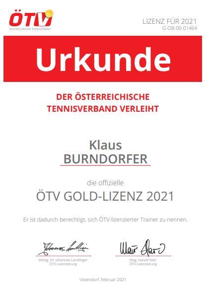 ÖTV Gold 2021
